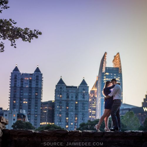 piedmont-park-engagement-photos