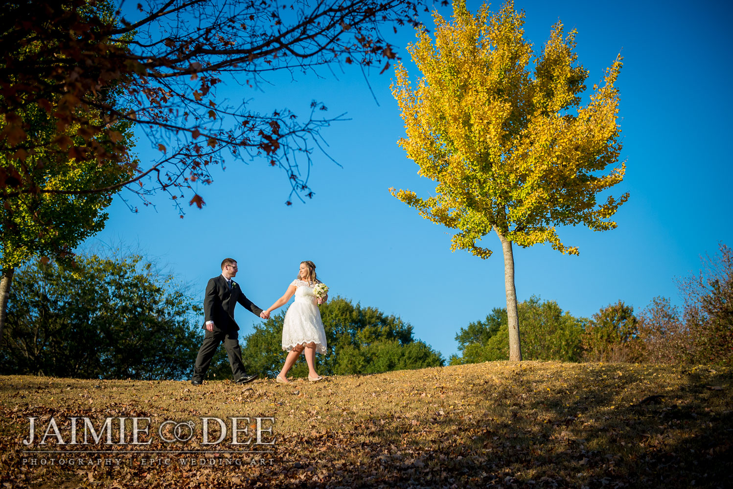 Piedmont Park Wedding Photos