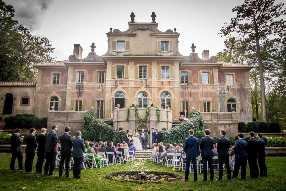 the calhoun estate atlanta wedding | photography