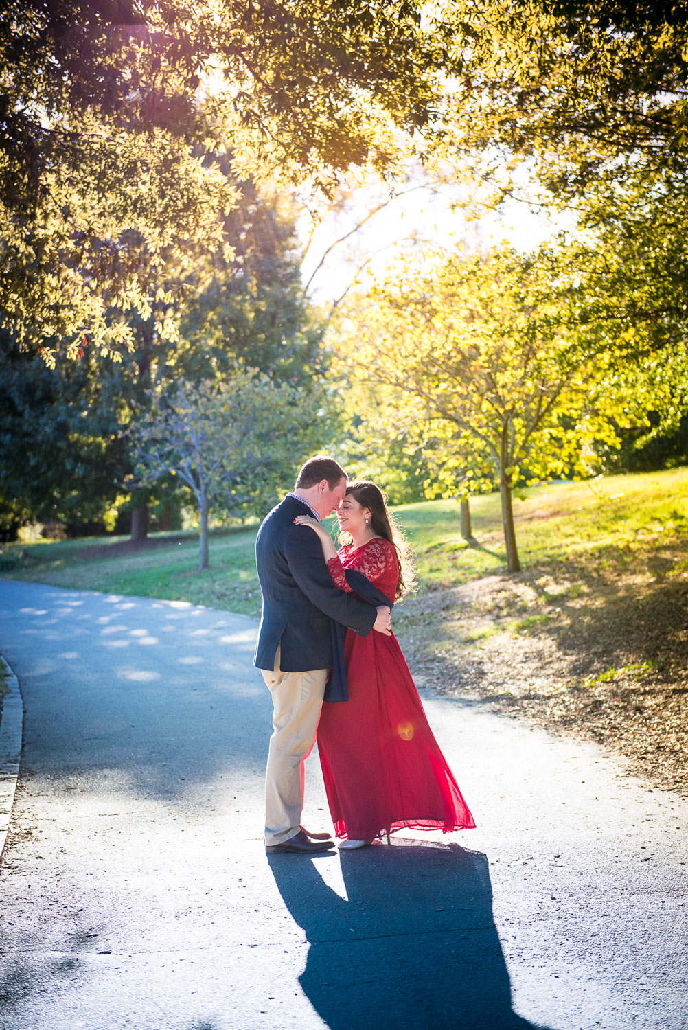 Piedmont Park Engagement Photos portfolio